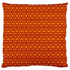 Pattern Creative Background Large Cushion Case (one Side)
