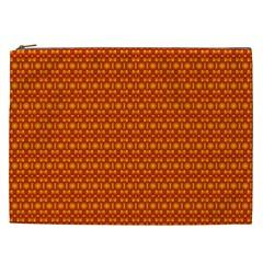 Pattern Creative Background Cosmetic Bag (xxl)