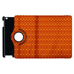 Pattern Creative Background Apple Ipad 2 Flip 360 Case
