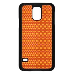 Pattern Creative Background Samsung Galaxy S5 Case (black)