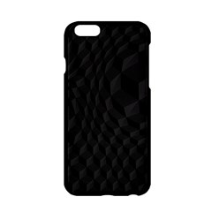 Pattern Dark Black Texture Background Apple Iphone 6/6s Hardshell Case