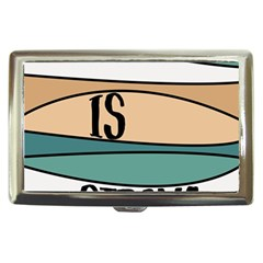 Love Sign Romantic Abstract Cigarette Money Cases