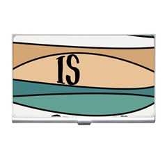 Love Sign Romantic Abstract Business Card Holders