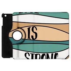 Love Sign Romantic Abstract Apple Ipad Mini Flip 360 Case