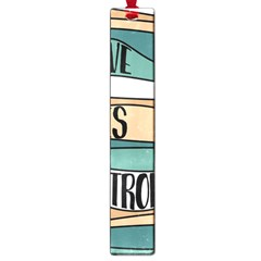 Love Sign Romantic Abstract Large Book Marks