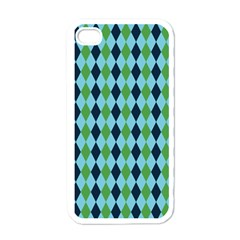 Rockabilly Retro Vintage Pin Up Apple Iphone 4 Case (white)