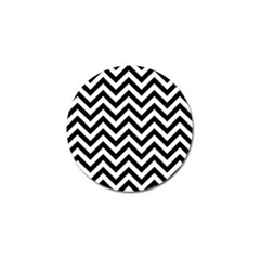 Wave Background Fashion Golf Ball Marker (10 Pack)