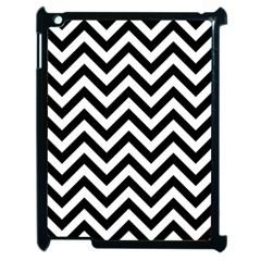 Wave Background Fashion Apple Ipad 2 Case (black)