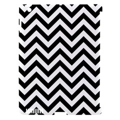 Wave Background Fashion Apple Ipad 3/4 Hardshell Case (compatible With Smart Cover)