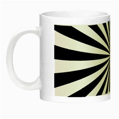 Rays Stripes Ray Laser Background Night Luminous Mugs
