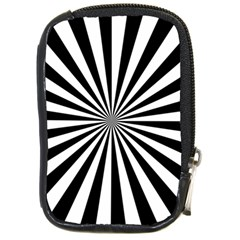 Rays Stripes Ray Laser Background Compact Camera Cases