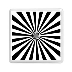 Rays Stripes Ray Laser Background Memory Card Reader (square)