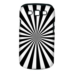 Rays Stripes Ray Laser Background Samsung Galaxy S Iii Classic Hardshell Case (pc+silicone)