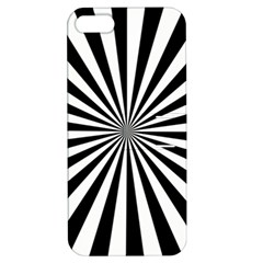 Rays Stripes Ray Laser Background Apple Iphone 5 Hardshell Case With Stand