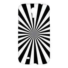 Rays Stripes Ray Laser Background Samsung Galaxy S4 I9500/i9505 Hardshell Case