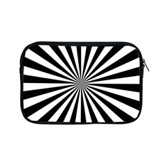 Rays Stripes Ray Laser Background Apple Ipad Mini Zipper Cases