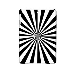 Rays Stripes Ray Laser Background Ipad Mini 2 Hardshell Cases