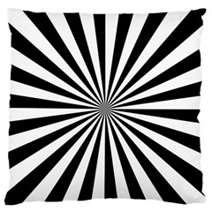 Rays Stripes Ray Laser Background Standard Flano Cushion Case (one Side)