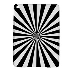 Rays Stripes Ray Laser Background Ipad Air 2 Hardshell Cases