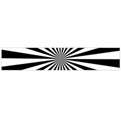 Rays Stripes Ray Laser Background Flano Scarf (large)