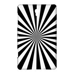Rays Stripes Ray Laser Background Samsung Galaxy Tab S (8 4 ) Hardshell Case