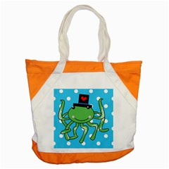 Octopus Sea Animal Ocean Marine Accent Tote Bag
