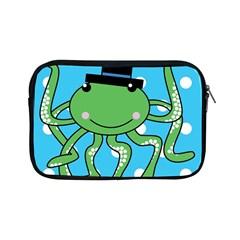 Octopus Sea Animal Ocean Marine Apple Ipad Mini Zipper Cases