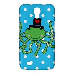 Octopus Sea Animal Ocean Marine Samsung Galaxy Mega 6 3  I9200 Hardshell Case