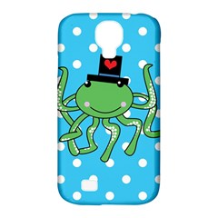 Octopus Sea Animal Ocean Marine Samsung Galaxy S4 Classic Hardshell Case (pc+silicone)