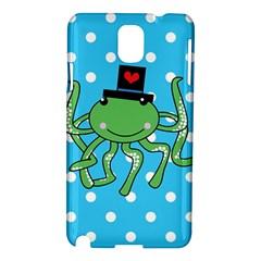 Octopus Sea Animal Ocean Marine Samsung Galaxy Note 3 N9005 Hardshell Case