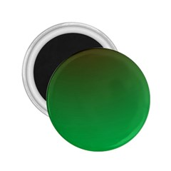 Course Colorful Pattern Abstract Green 2 25  Magnets