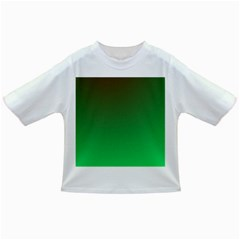 Course Colorful Pattern Abstract Green Infant/toddler T Shirts