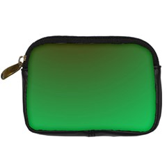 Course Colorful Pattern Abstract Green Digital Camera Cases