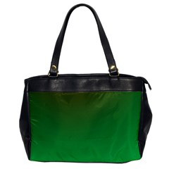 Course Colorful Pattern Abstract Green Office Handbags
