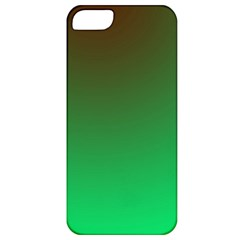 Course Colorful Pattern Abstract Green Apple Iphone 5 Classic Hardshell Case