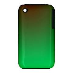 Course Colorful Pattern Abstract Green Iphone 3s/3gs