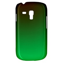 Course Colorful Pattern Abstract Green Galaxy S3 Mini