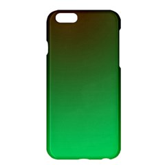 Course Colorful Pattern Abstract Green Apple Iphone 6 Plus/6s Plus Hardshell Case
