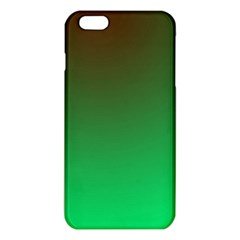 Course Colorful Pattern Abstract Green Iphone 6 Plus/6s Plus Tpu Case