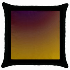 Course Colorful Pattern Abstract Throw Pillow Case (black)