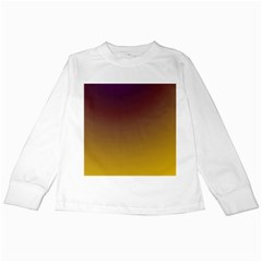 Course Colorful Pattern Abstract Kids Long Sleeve T Shirts