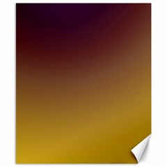 Course Colorful Pattern Abstract Canvas 8  X 10