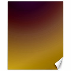 Course Colorful Pattern Abstract Canvas 11  X 14