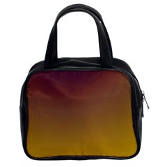 Course Colorful Pattern Abstract Classic Handbags (2 Sides)