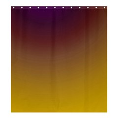 Course Colorful Pattern Abstract Shower Curtain 66  X 72  (large)