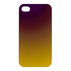 Course Colorful Pattern Abstract Apple Iphone 4/4s Hardshell Case