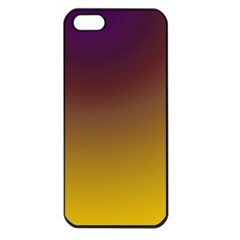 Course Colorful Pattern Abstract Apple Iphone 5 Seamless Case (black)