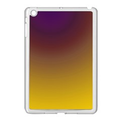 Course Colorful Pattern Abstract Apple Ipad Mini Case (white)