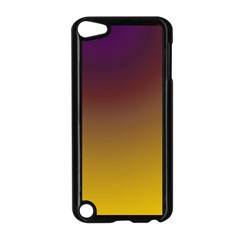 Course Colorful Pattern Abstract Apple Ipod Touch 5 Case (black)