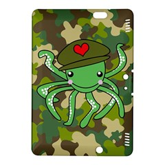 Octopus Army Ocean Marine Sea Kindle Fire Hdx 8 9  Hardshell Case